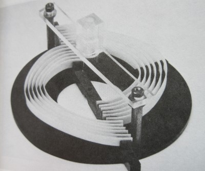 An automatic radionics instrument conceived by Darrel Butcher.